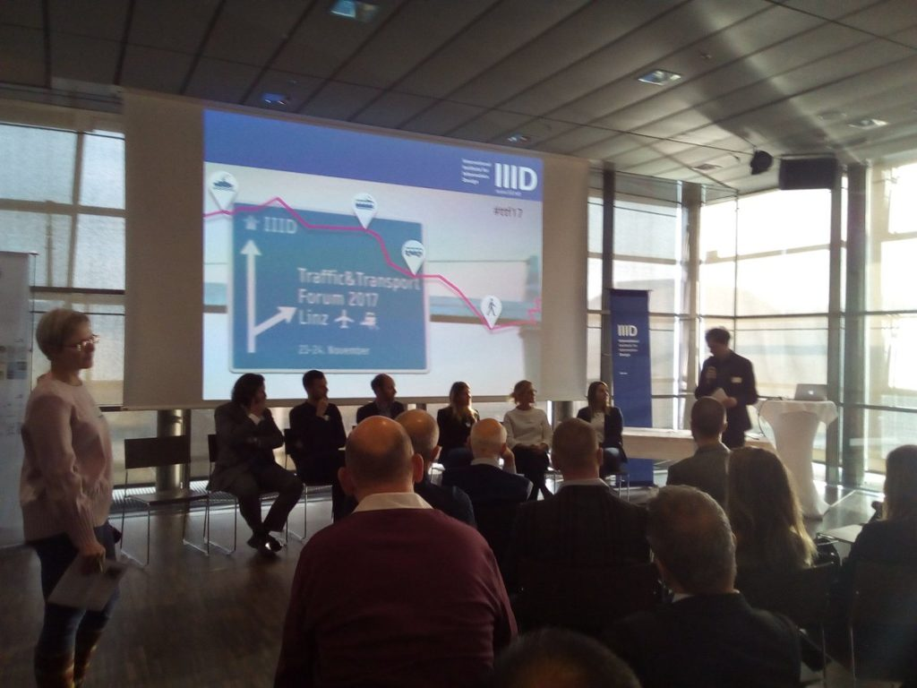 IIID Traffic and Transport Forum 2017 Linz Austria