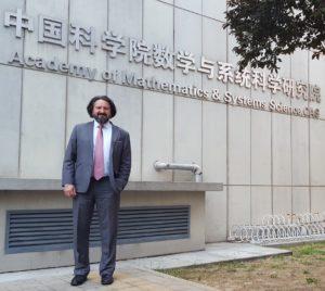 Stefan Blachfellner IASCYS 2019 Beijing
